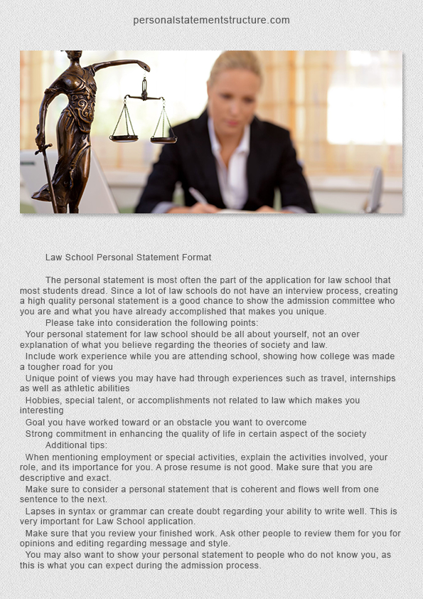 Best law school essays